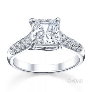 Engagement Rings - Custom Made by Master Jeweller