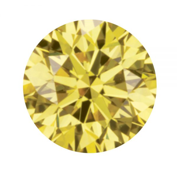 Australian Diamond Broker - Canary yellow coloured diamond