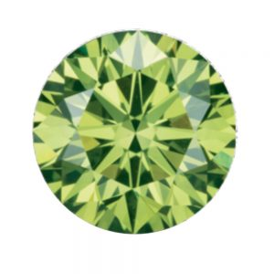 Australian Diamond Broker - Ice green coloured diamond