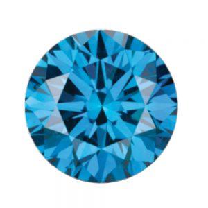 Australian Diamond Broker - Ocean blue coloured diamond