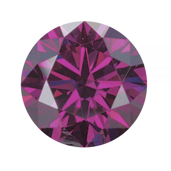 Australian Diamond Broker - Purple coloured diamond