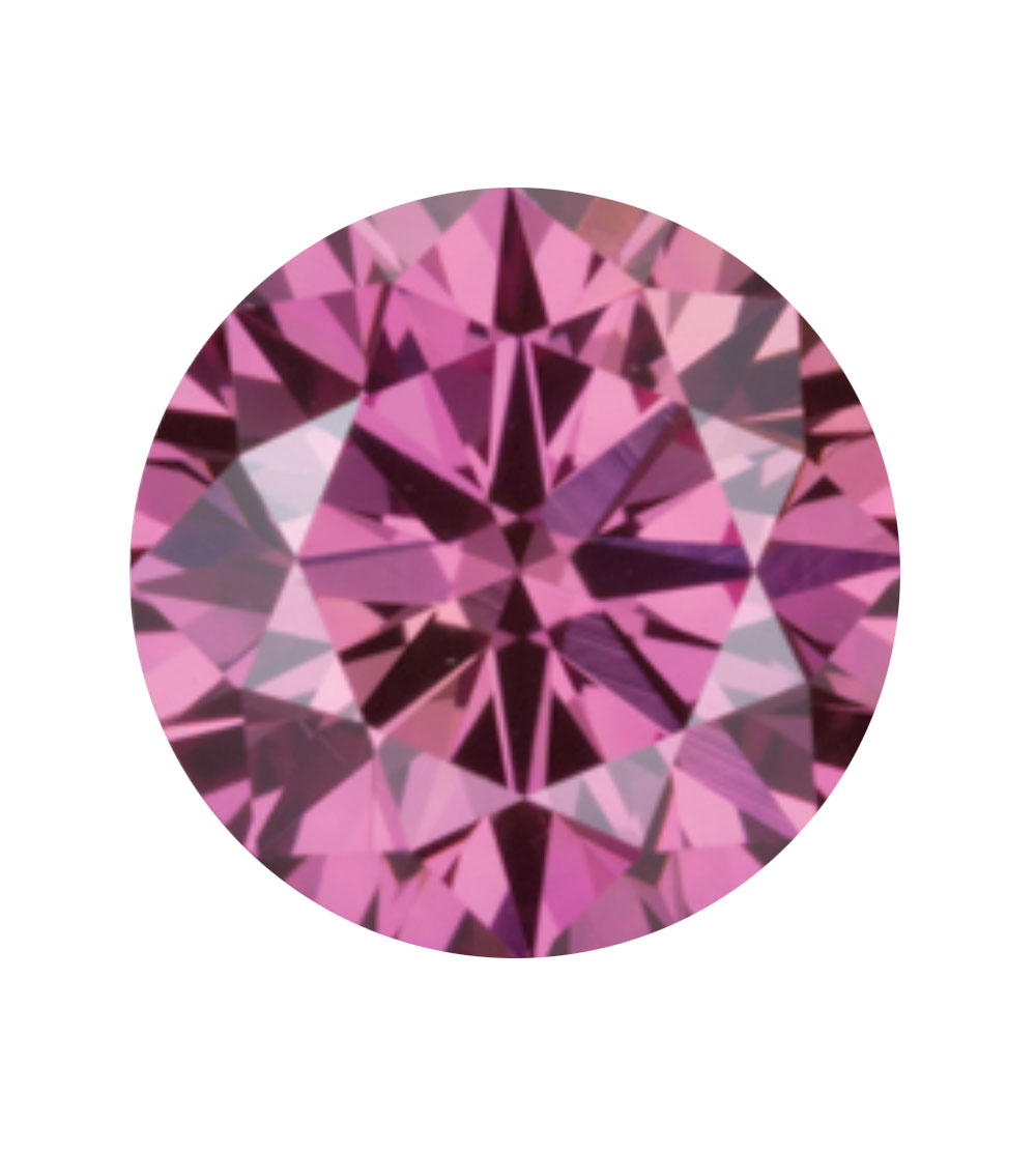 Australian Diamond Broker - Rose Pink coloured diamond