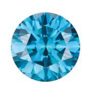 Australian Diamond Broker - Sky blue coloured diamond