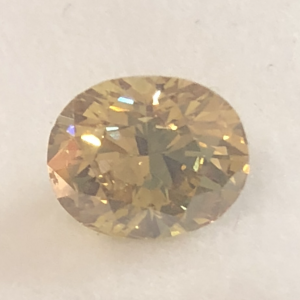 gold brown diamond